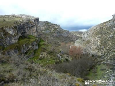 Barranco Río Dulce; hacer amistades; rutas verdes;viajes organizados